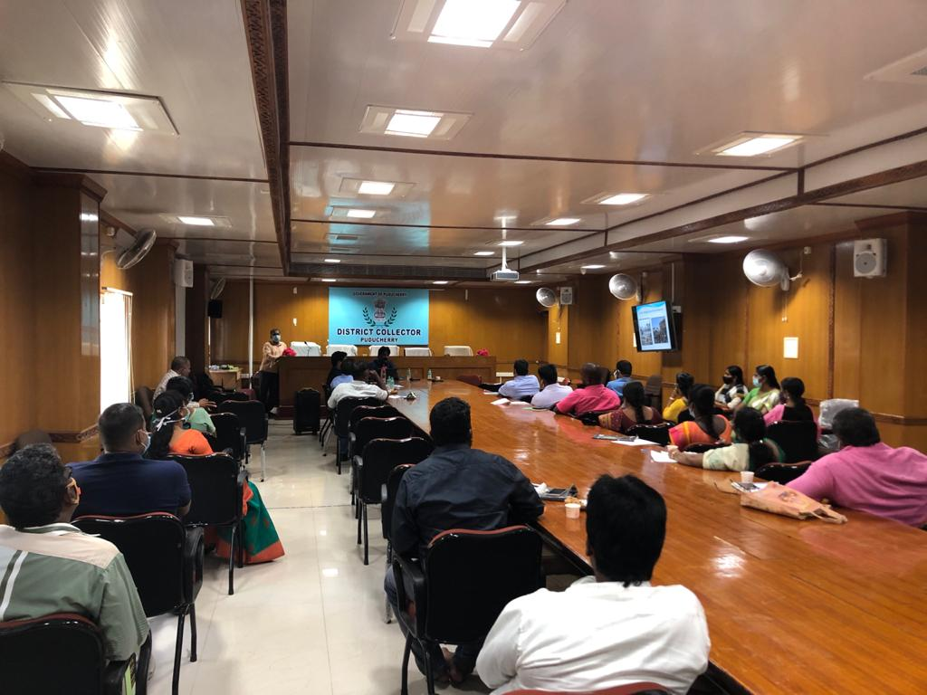 Environmental Legislation Training Program